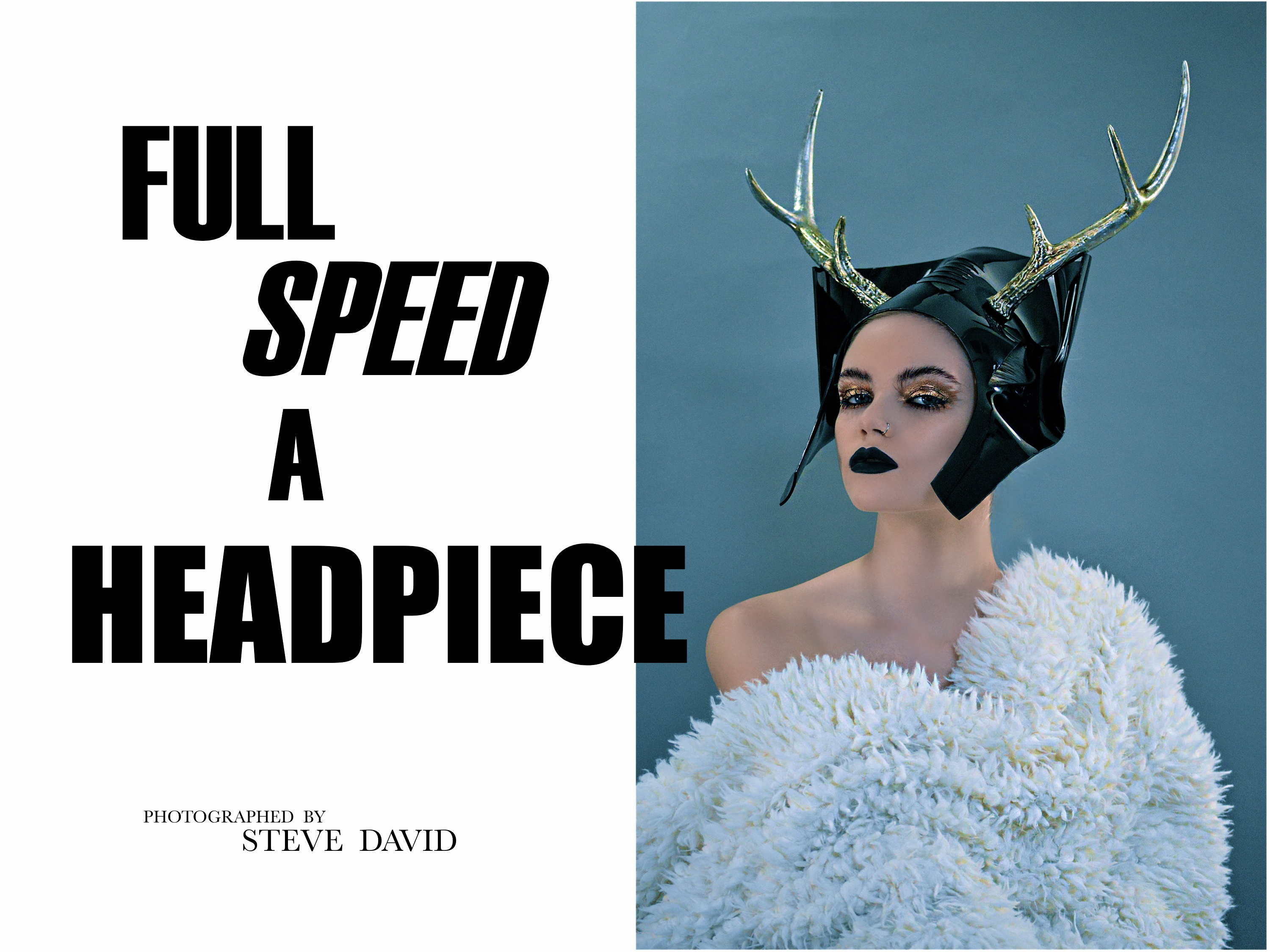 Full Speed a Headpiece