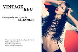 Vintage Red