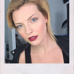 _ybcosmetics + _themakeuplight = Perfection ❤ #nofilterneeded #rawimage 💋the beauty _catwalk_darlin