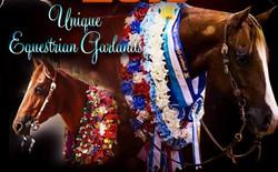 Unique Equestrian Garlands