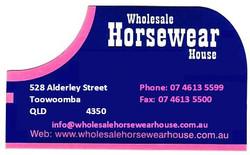 Wholesale Horsewear Hous