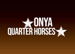 Onya Quarter Horses