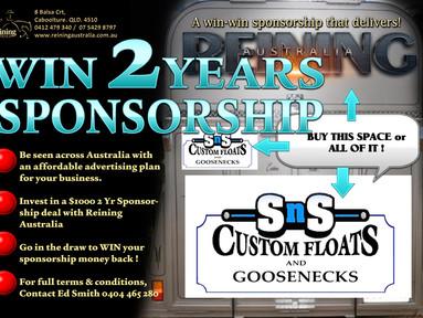 WIN WIN Sponsorship