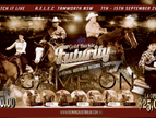 Full Program of Events and Draws for the 2019 Reining Australia GOLD Buckle Futurity & National