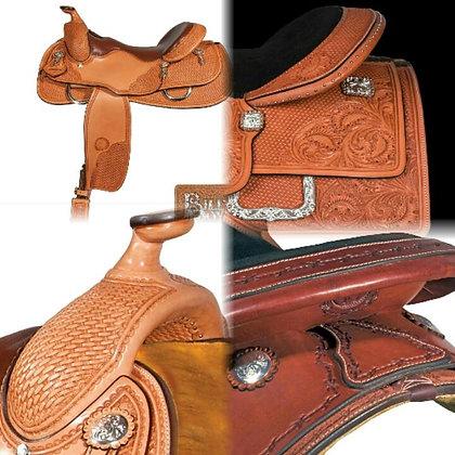 Billy Royal Reining Saddles