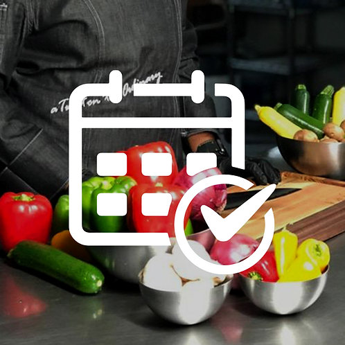 Virtual Chef Appointment (30 min)