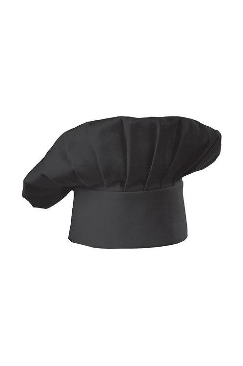 Chef Hat (Black Cloth)