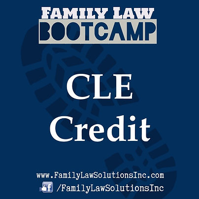 Add CLE Credit to Bootcamp