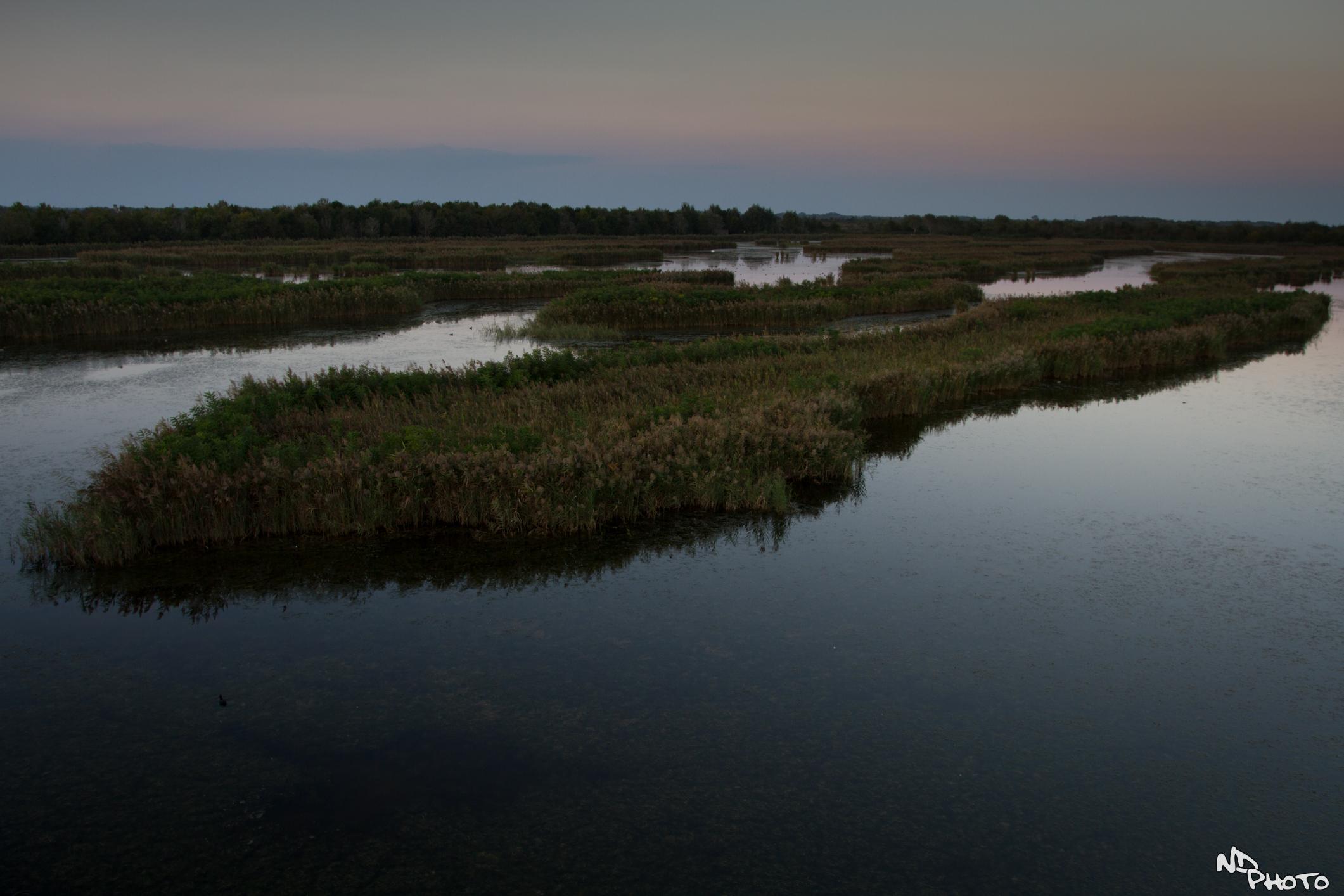 La Casa di Giò - sunset lagoon