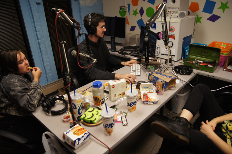 recording station IDs