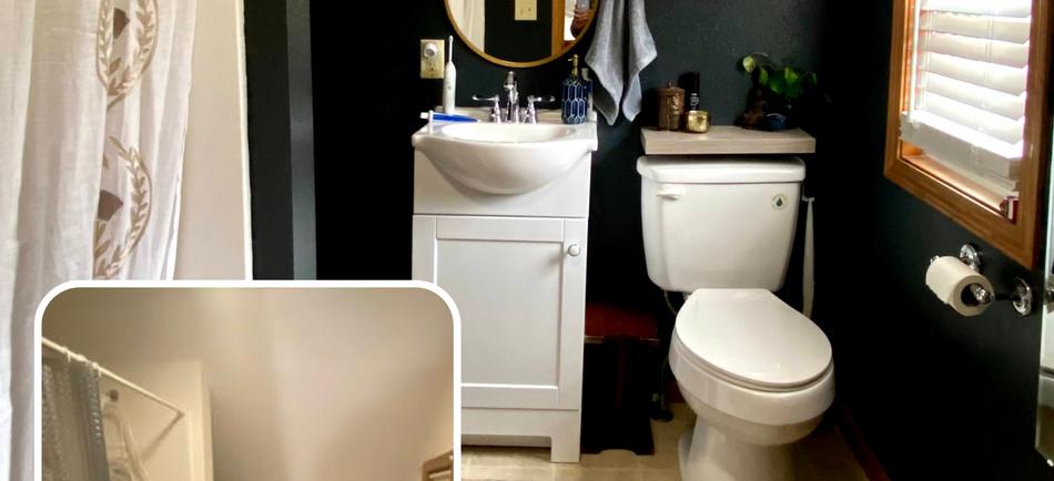 Bathroom Update - Dubuque