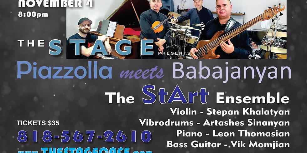 Piazzolla meets Babajanyan