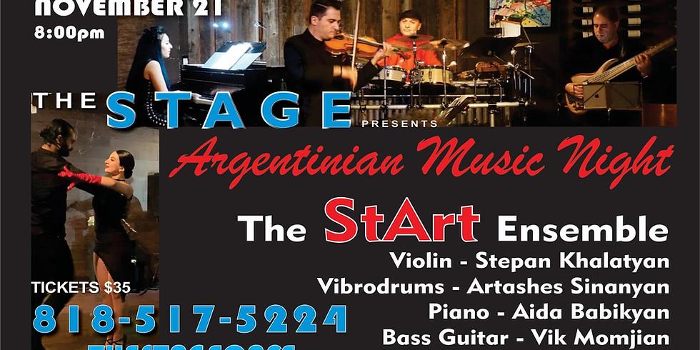 Argentinian Music Night
