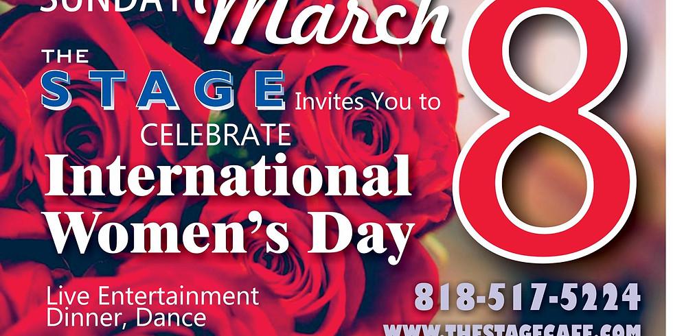 Celebrate International Women's Day