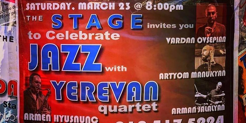 Jazz with Yerevan Quartet