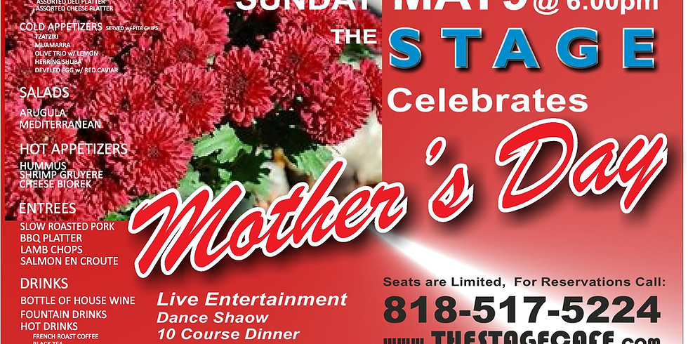 The Stage Celebrates Mother's Day