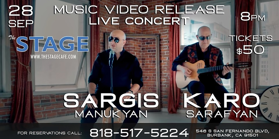 Music Video Release Live Concert