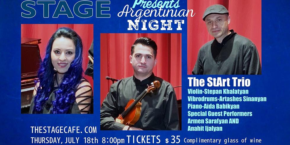 Argentinian Night