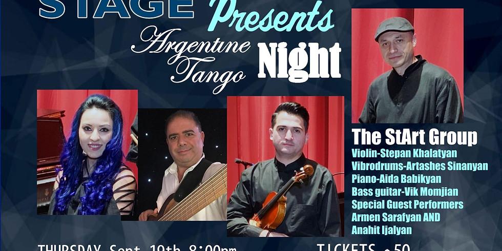 Argentine Tango Night