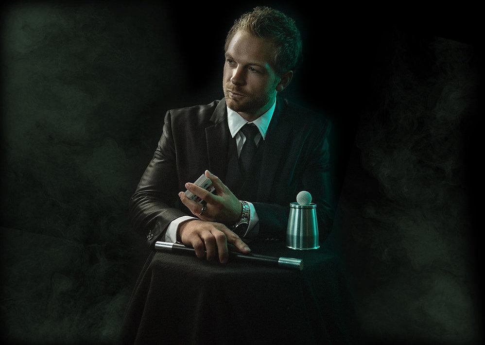 Adam Murby The Magician