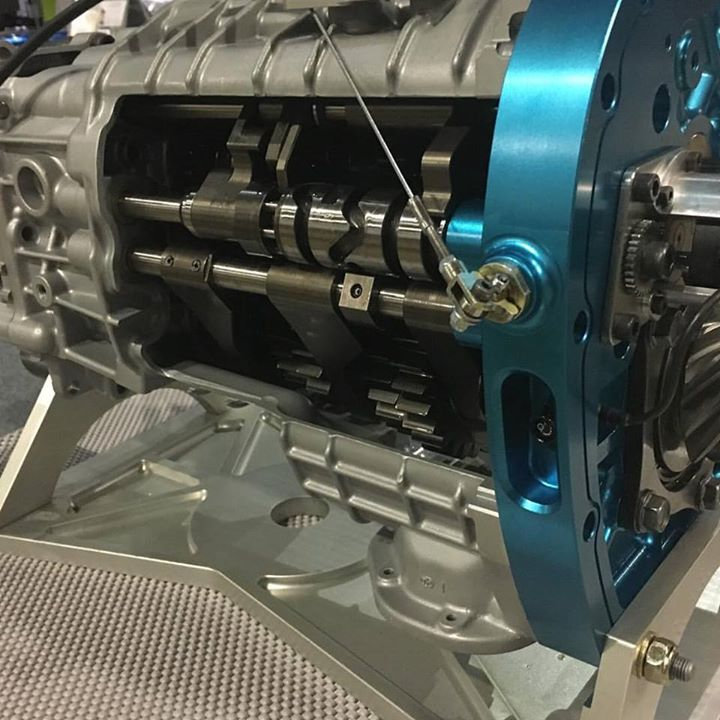 SUBARU 6 SPEED SEQUENTIAL GEAR SYSTEM - POST 2006