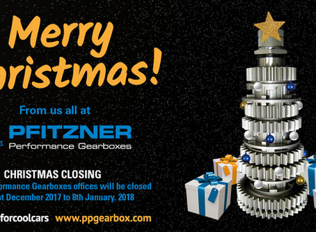Merry Christmas 2017 from all the Team at PPG.