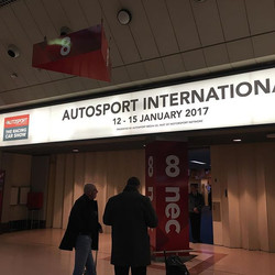 3 days at the #Autosportshow2017 We will be based around the MIA lounge so please message or email m
