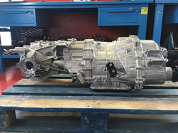 The formidable R35 transaxle, we are the global leaders is R35 gear systems an our systems are in th