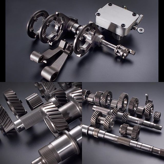 The #ppg Tremec T56 - TR-6060 Magnum sequential gear system