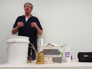 Making Mead with Bill Hingst