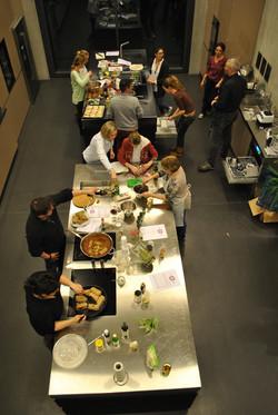 Kochstudio in Oberentfelden
