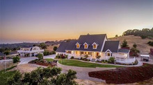 """Sold and Closed for $1,399,000 "" Two Homes on 5 acres. East Arroyo Grande"
