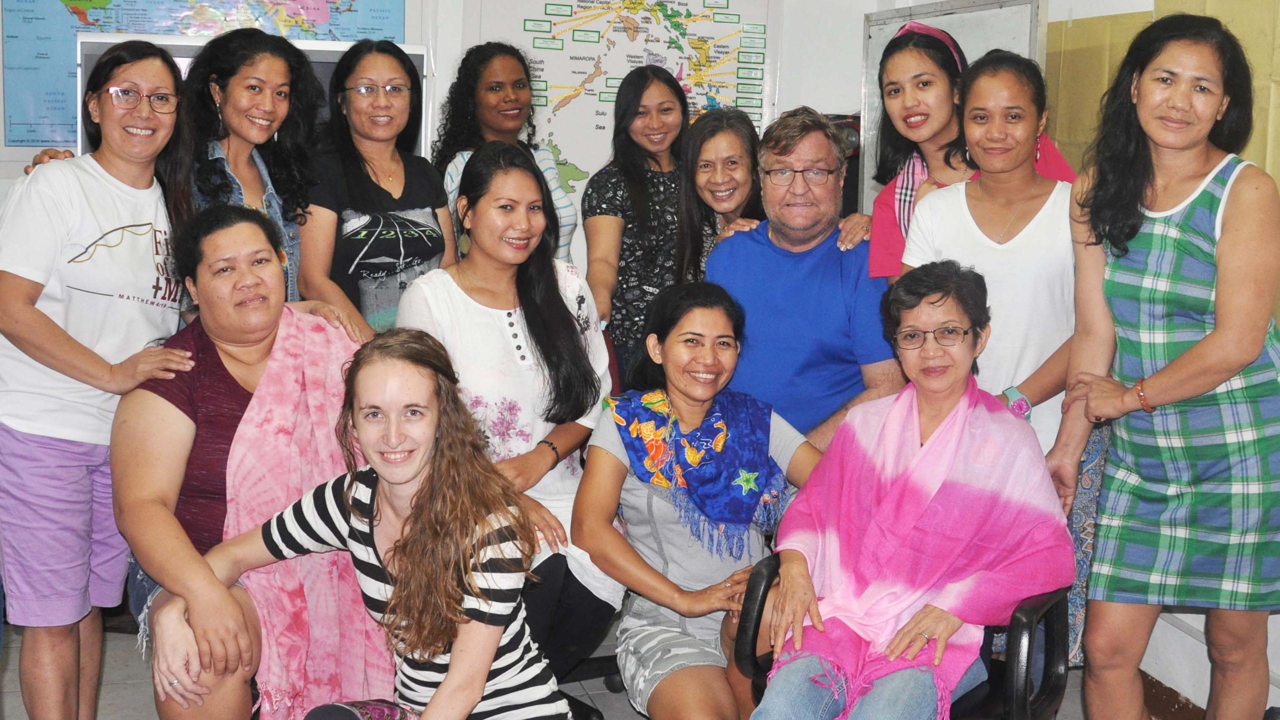 January- Olongapo Staff