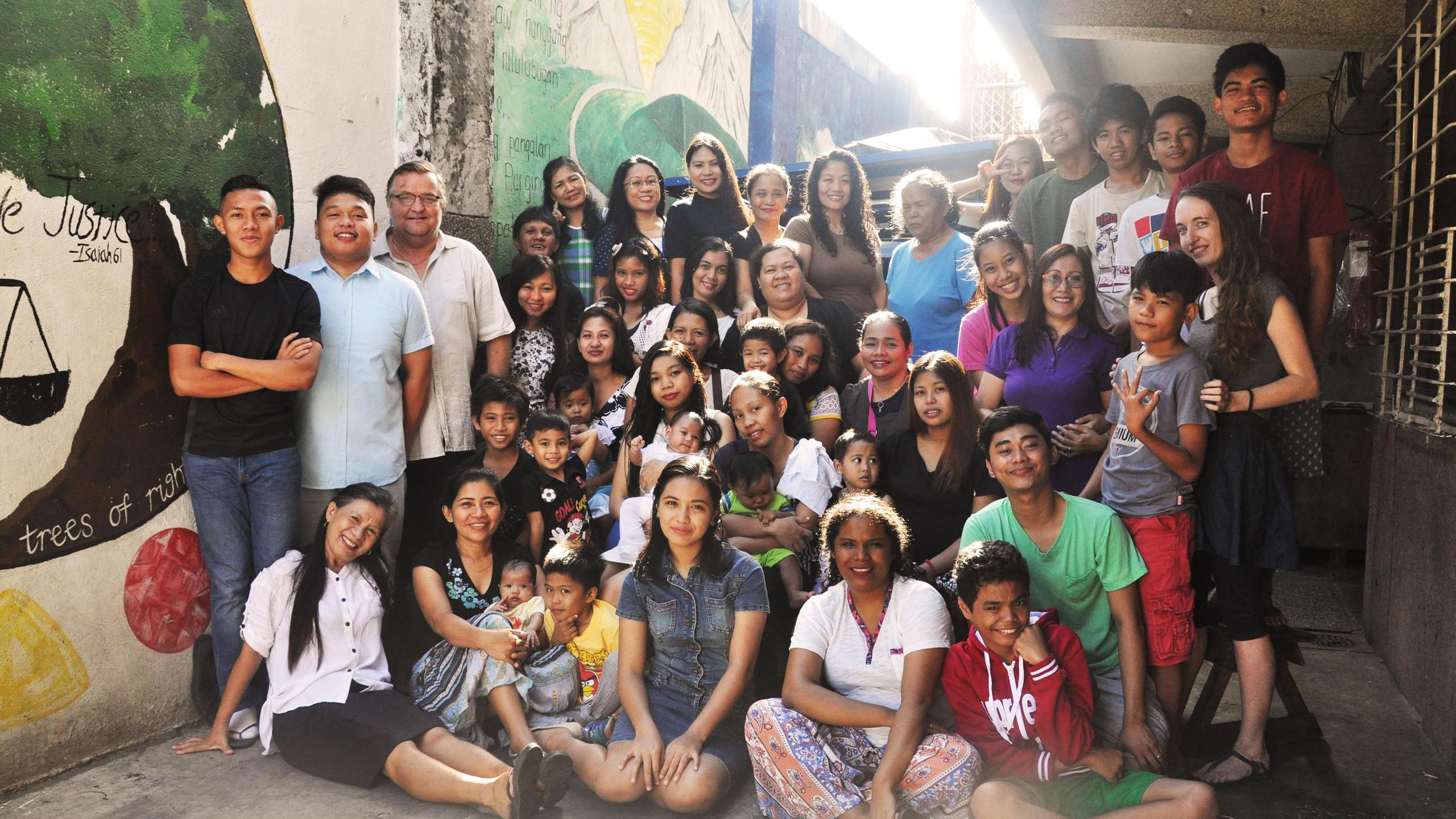 YWAM Olongapo Family