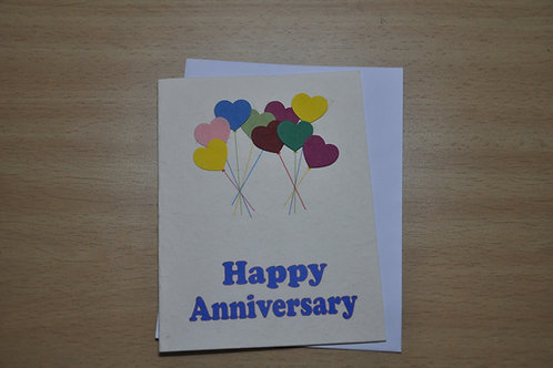 Card - Happy Anniversary