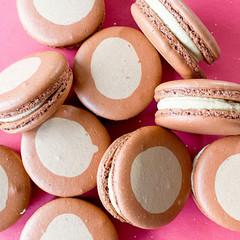 Buckeye Macaron