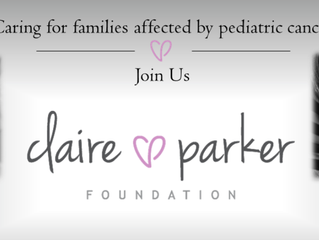 Proudly supporting the Claire Parker Foundation