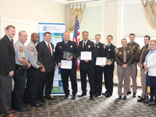 Proud sponsor of Fairfax County Valor Awards