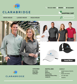Mock Store_Clarabridge