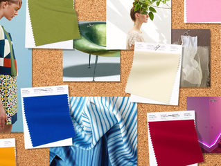 Pantone's Color Trend Report for Spring 2019