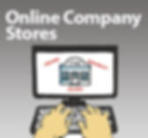 Services - Online Company Stores button.