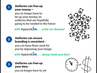 How to make ordering uniforms work for YOU!