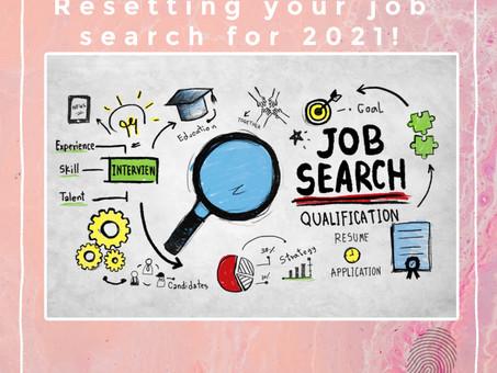 Liz's Job Search Tips