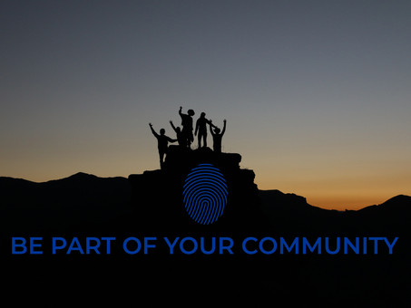 Be Part of Your Community