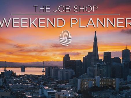 Weekend Planner: August 13th, 2021