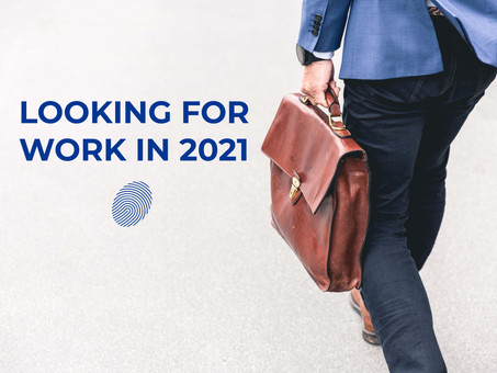 Looking for Work in 2021