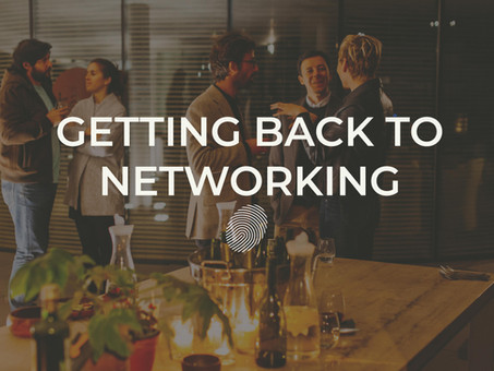 Getting Back to Networking