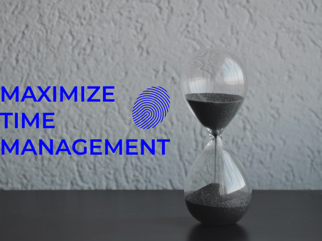 Maximize Time Management
