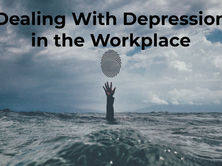 Dealing With Depression in the Workplace
