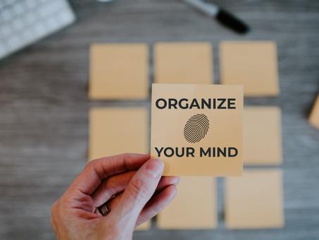 Organize Your Mind